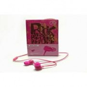 X587 Handsfree Stereo 3.5mm Pink Blister