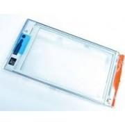 Sony Ericsson U1 Satio Front Cover Silver Original