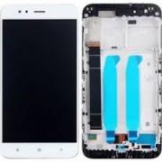 Xiaomi MI A1 / 5X Frontcover + Lcd + Touch White Grade A