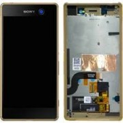 Sony Xperia M5 / E5603 Lcd + Touch Gold Original (Service Pack)