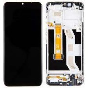 Realme C11 Frontcover + Lcd + Touch Black Original (Service Pack)