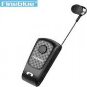 Fineblue Bluetooth Mono Cable Black