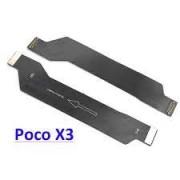 Xiaomi POCO X3 Main Flex Original (Service Pack)