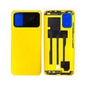 Xiaomi POCO M3 Battery Cover Yellow Original (Service Pack)
