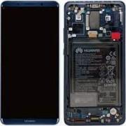 Huawei P Smart Sim / Micro SD Tray Holder Black Original (Service Pack)