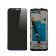 Huawei Mate 10 Lite Frontcover + Lcd + Touch Blue Grade A