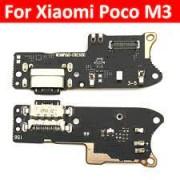 Xiaomi POCO M3 Dock Usb Charging Connector + Microphone Flex Grade A