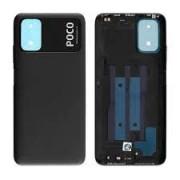 Xiaomi POCO M3 Battery Cover Black Original (Service Pack)
