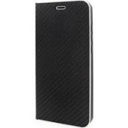 Samsung Galaxy A10 / A105F / M10 / M105F Vennus Book Carbon Case Black