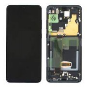 Huawei Honor 7X Frontcover + Lcd + Touch Black Original (Service Pack)