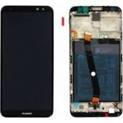 Huawei Mate 10 Lite Frontcover + Lcd + Touch Black Original (Service Pack)