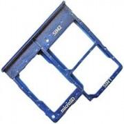 Samsung Galaxy A20e / A202F Dual Sim + Memory Card Tray Blue Original (Service Pack)