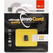 IMRO microSDHC Card 16GB Class 10