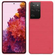 Samsung Galaxy A02s / A025G / A025F Nillkin Super Frosted Silicone Case Red