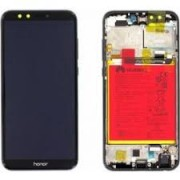 Huawei Honor 9 Lite Frontcover + Lcd + Touch Black Original