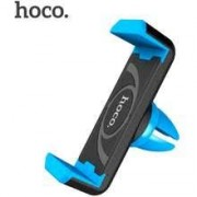 HOCO Car Holder with Air Vent Clip Grey / Blue