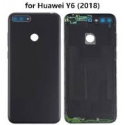Huawei Y6 Prime 2018 / Y6 2018 Battery Cover Black Grade A