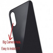iPhone 11 Big Camera Hole Back Cover Black Grade A