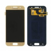 Samsung A320F / Galaxy A3 2017 Lcd + Touch Gold Original