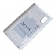 LG Optimus L5 / E610 Battery Cover White Original