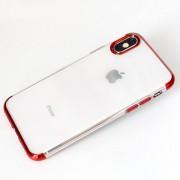 Samsung Galaxy A10 / A105F Electro Silicone Case Red