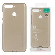 Xiaomi Mi 8 Mercury i-Jelly Silicone Case Gold