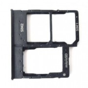 Samsung Galaxy A20e / A202F Dual Sim + Memory Card Tray Black Original (Service Pack)