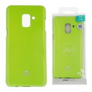 iPhone 11 Pro Max Mercury Jelly Silicone Case Lime