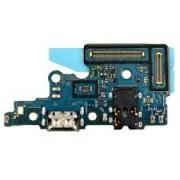 Samsung Galaxy A70 / A705F Dock Usb Charging Connector + Audio + Microphone Flex Original ( Service Pack )