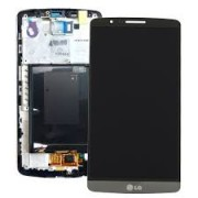 LG D855 / G3 Front Cover + Lcd + Touch Black Grade A