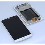 LG D855 / G3 Front Cover + Lcd + Touch White Original