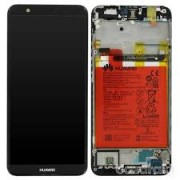 Huawei P9 Frontcover + Lcd + Touch White Original (Service Pack)