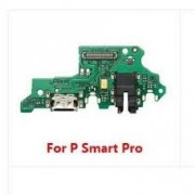 Huawei P Smart Pro Dock Usb Connector + Audio Connector + Microphone Flex Original (Service Pack)