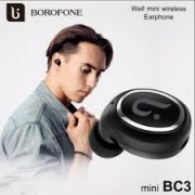 BOROFONE Well Mini Bluetooth Black