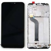 Xiaomi MI A2 / 6X Frontcover + Lcd + Touch Black Grade A