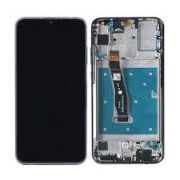 Huawei Honor 20 Lite Frontcover + Lcd + Touch Black Grade A