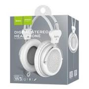 Hoco Headphones Manno White