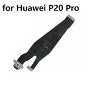 Huawei P20 Pro Dock Usb Connector Flex Original (Service Pack)