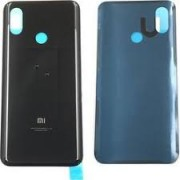 Xiaomi Mi 8 Battery Cover Black Grade A