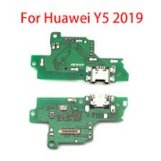 Huawei Y5 Prime 2019 / Y5 2019 Dock Usb Connector + Microphone Flex Original (Service Pack)