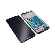 Huawei P Smart Frontcover + Lcd + Touch Black Grade A