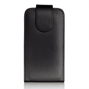 Sony Xperia Ion / LT28h Flip Case Black