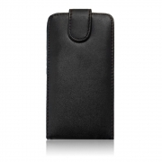 Sony Xperia Sola / MT27i Flip Case Black