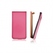 iPhone 5 / 5S  Flip Case  Pink