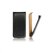 iPhone 4 / 4S  Flip Case Black