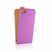 iPhone 5 / 5S  Flip Case Violet