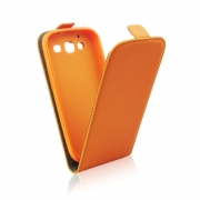 iPhone 5 / 5s Flip Case Orange