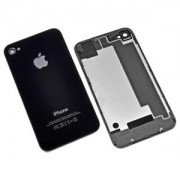 iPhone 4S Battery Cover Black HQ
