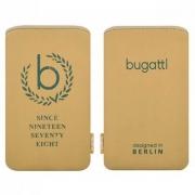 "Bugatti Slim Case ""M"" Raffia"