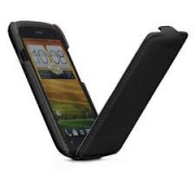 Sony Xperia Neo V / MT11i Flip Case Black